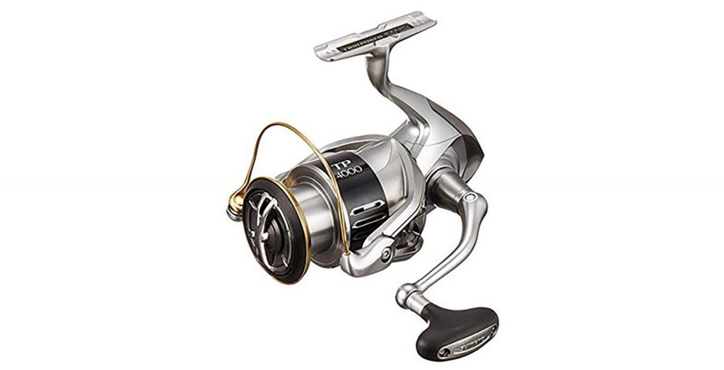 mulineta de spinning shimano twin power
